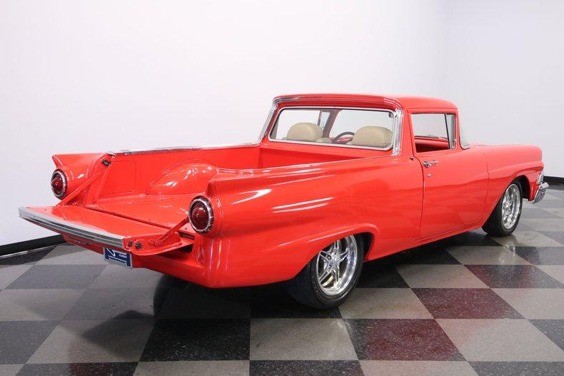 1958 Ford Ranchero 39