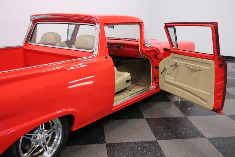 1958 Ford Ranchero 56