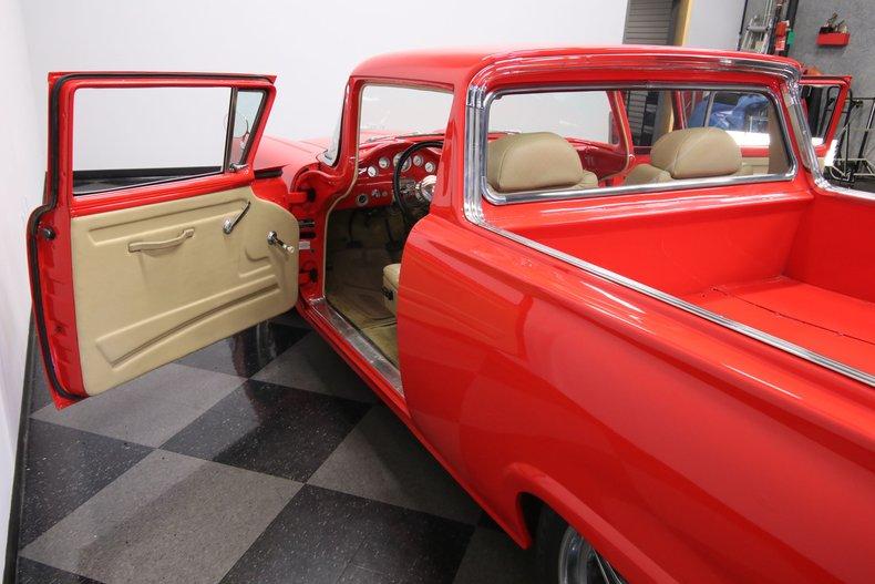 1958 Ford Ranchero 43