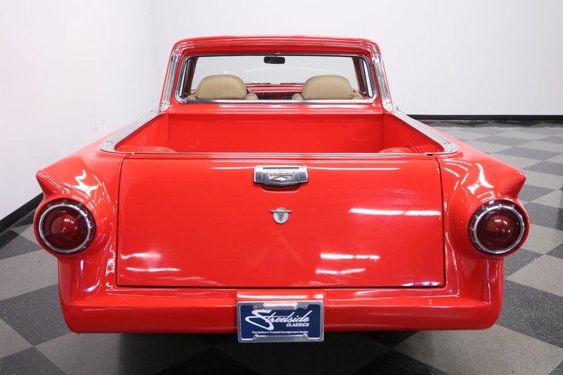 1958 Ford Ranchero 29