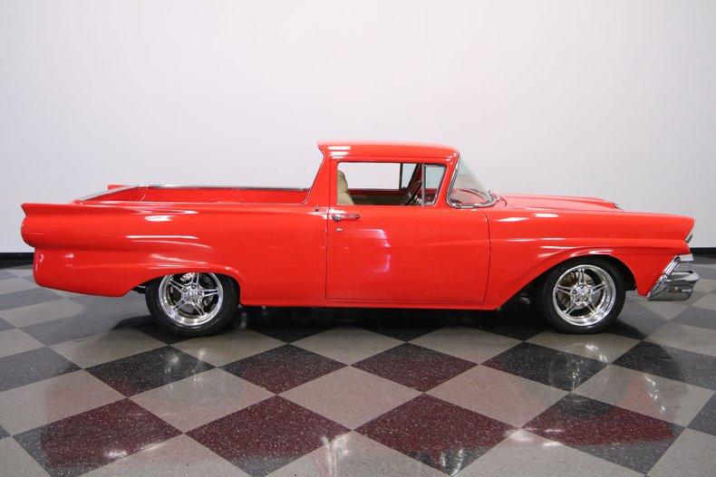 1958 Ford Ranchero 32