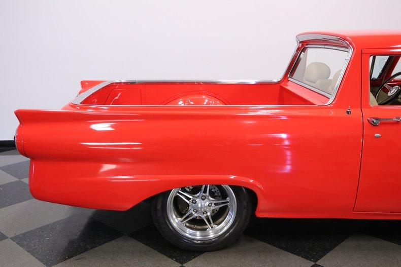 1958 Ford Ranchero 33