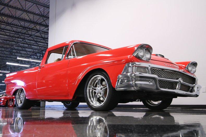 1958 Ford Ranchero 35