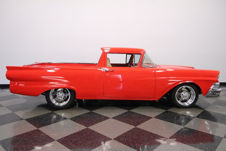 1958 Ford Ranchero 15