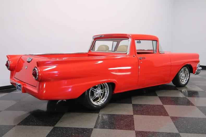 1958 Ford Ranchero 14