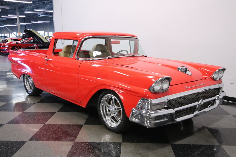 1958 Ford Ranchero 17