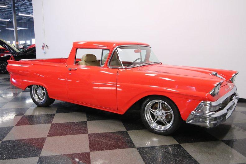 1958 Ford Ranchero 16