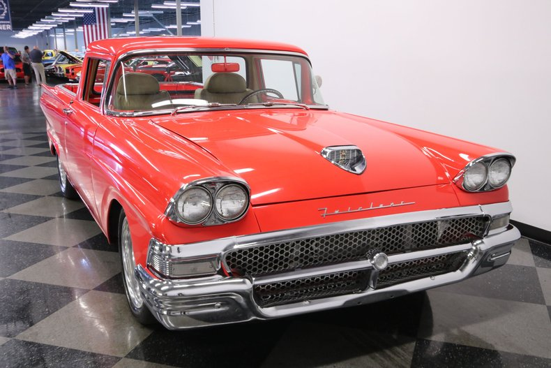 1958 Ford Ranchero 18