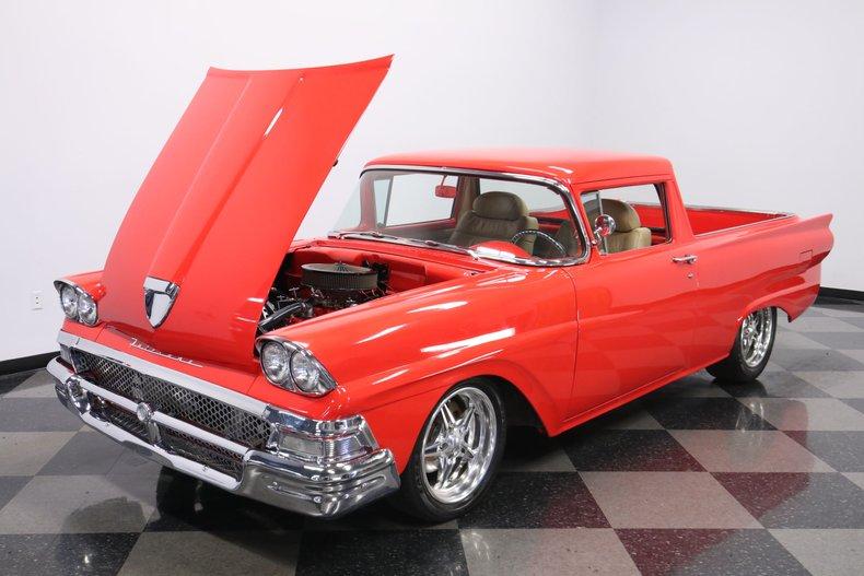 1958 Ford Ranchero 36