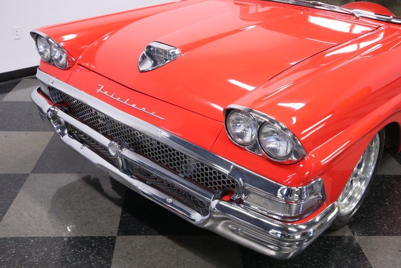 1958 Ford Ranchero 22