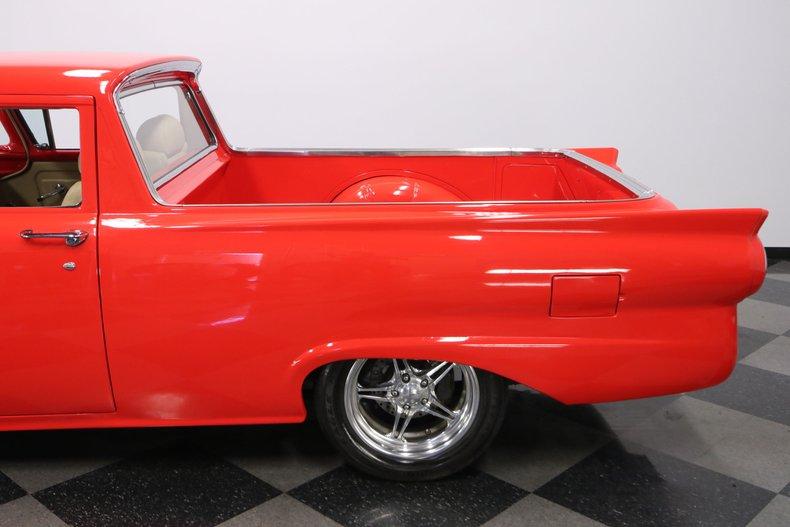 1958 Ford Ranchero 26