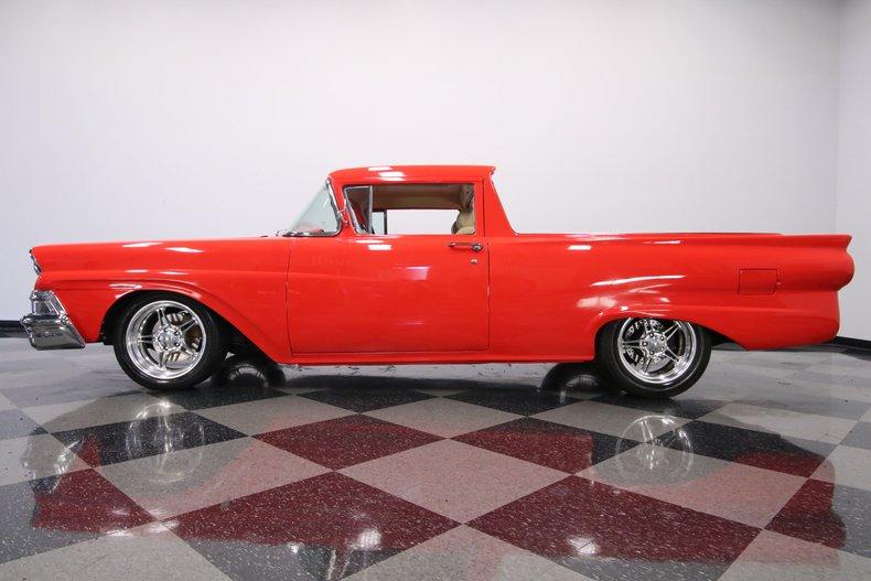 1958 Ford Ranchero 24