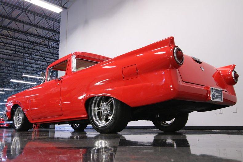 1958 Ford Ranchero 27