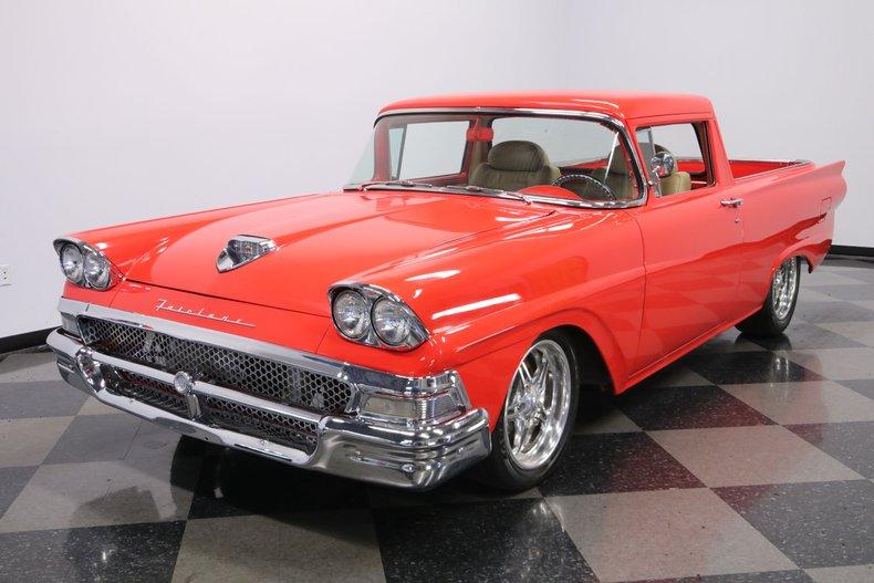 1958 Ford Ranchero 5