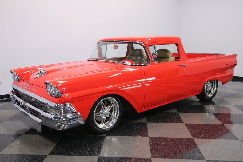 1958 Ford Ranchero 6