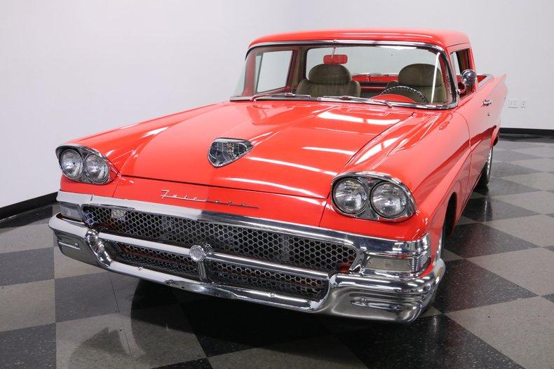 1958 Ford Ranchero 20