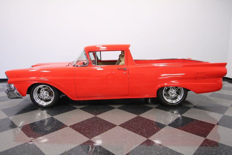 1958 Ford Ranchero 7