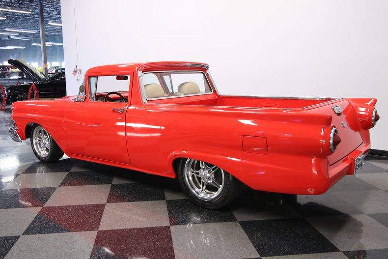 1958 Ford Ranchero 8