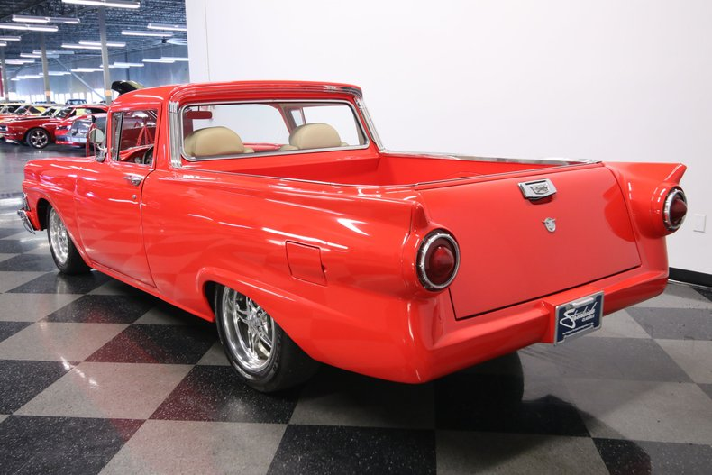1958 Ford Ranchero 9