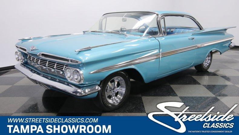 For Sale: 1959 Chevrolet Impala