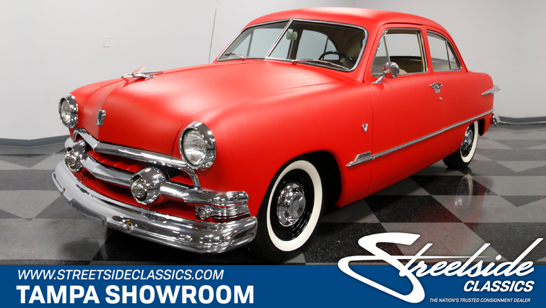 For Sale: 1951 Ford Custom