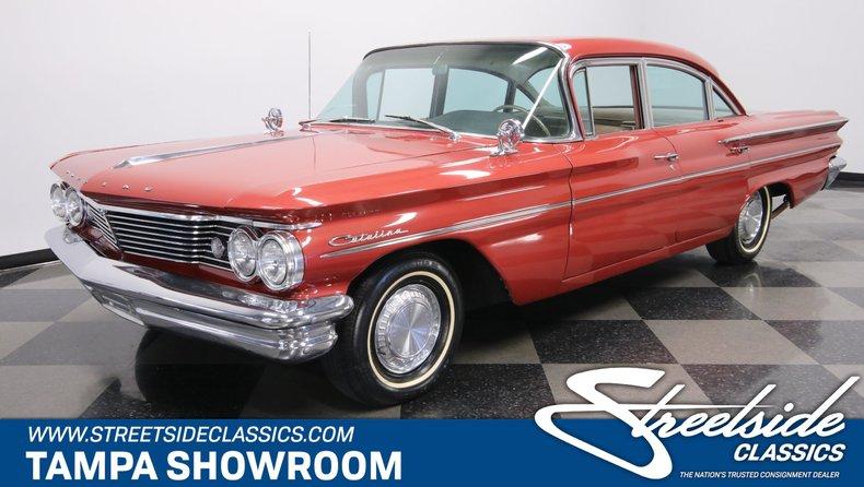 1960 Pontiac Catalina For Sale