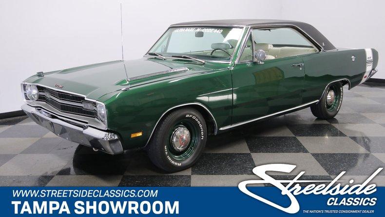 For Sale: 1969 Dodge Dart