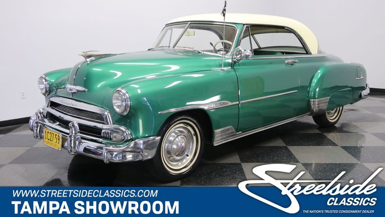 1951 Chevrolet Bel Air For Sale