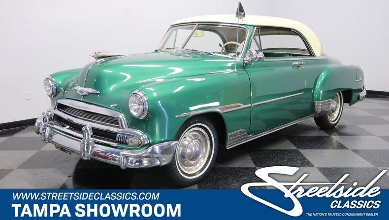 For Sale: 1951 Chevrolet Bel Air