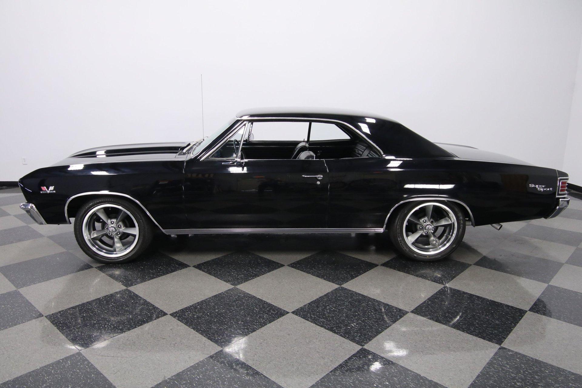 1967 chevrolet chevelle ss 396 tribute