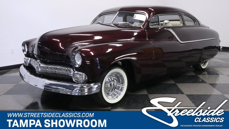 For Sale: 1950 Mercury Coupe