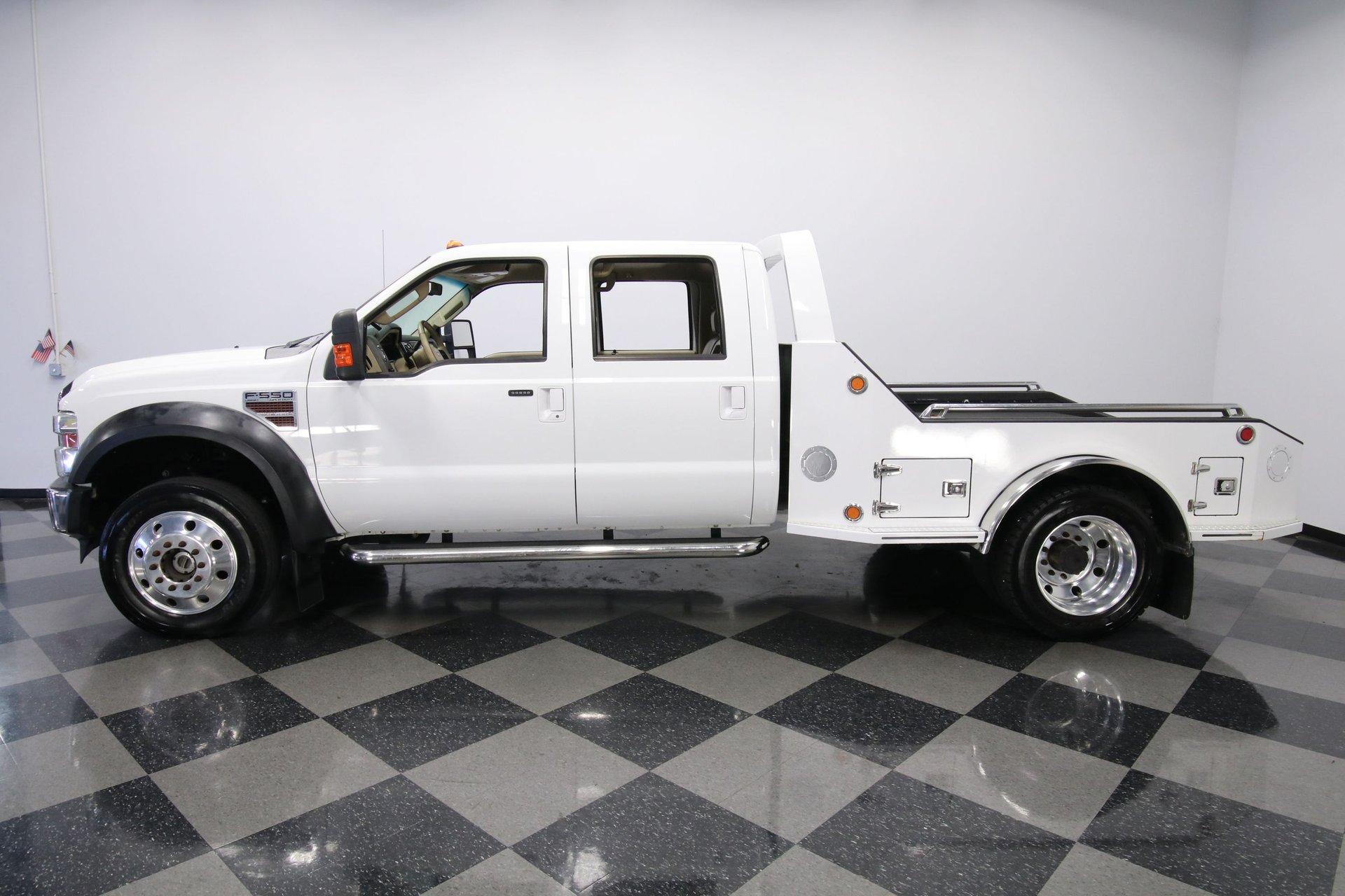 2010 ford f 550 lariat 4x4