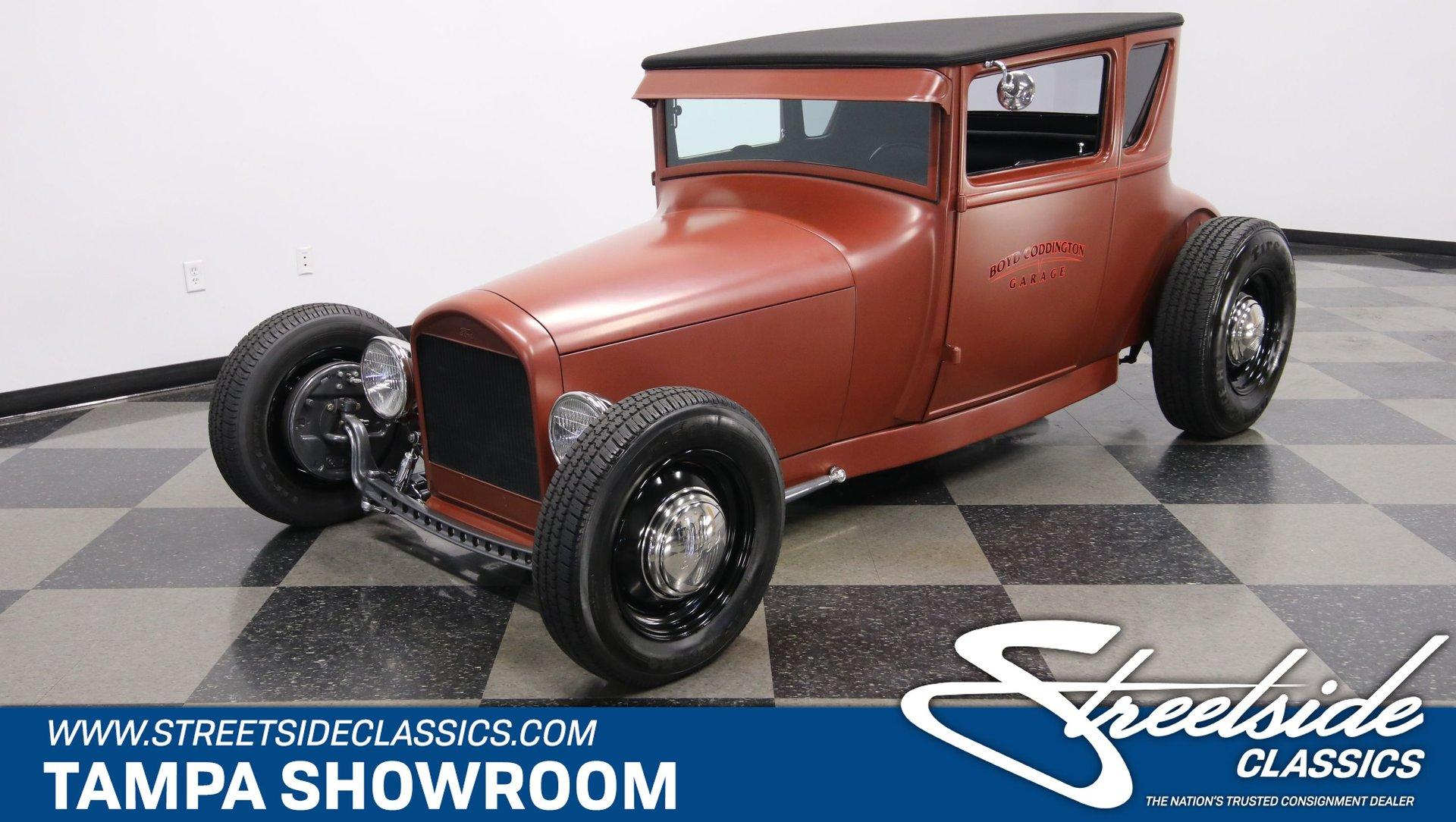 1927 ford model t boyd coddington