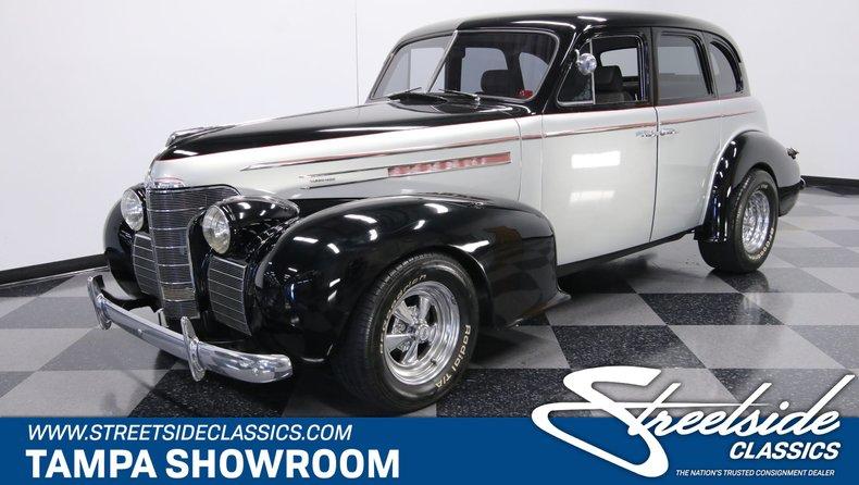 For Sale: 1939 Oldsmobile Sedan
