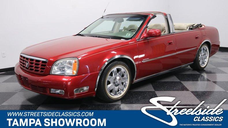 For Sale: 2004 Cadillac DeVille