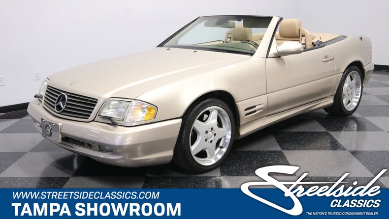 2001 Mercedes-Benz SL500 For Sale