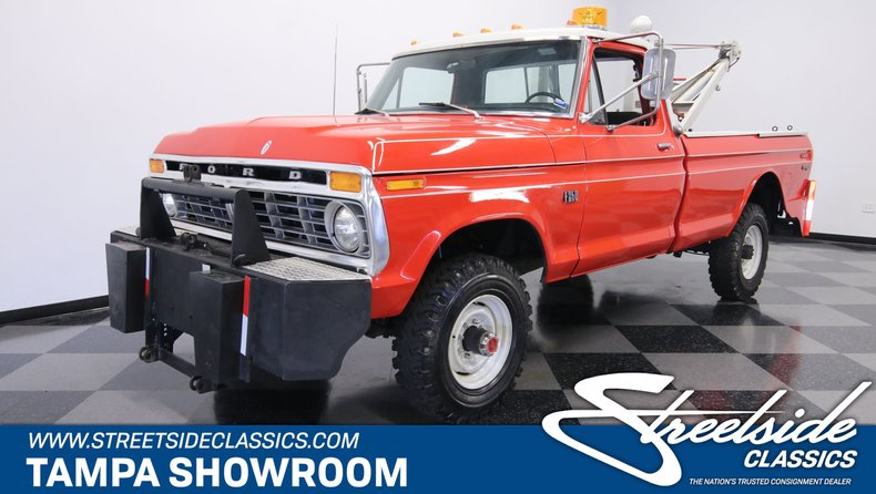 1975 Ford F-250 For Sale