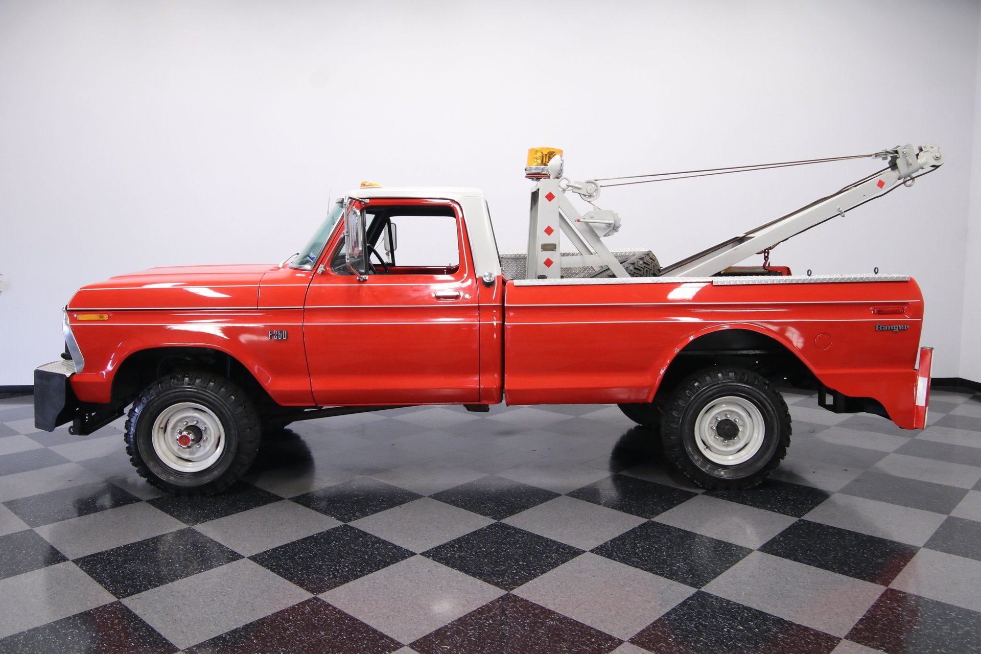 1975 ford f 250 tow truck 4x4