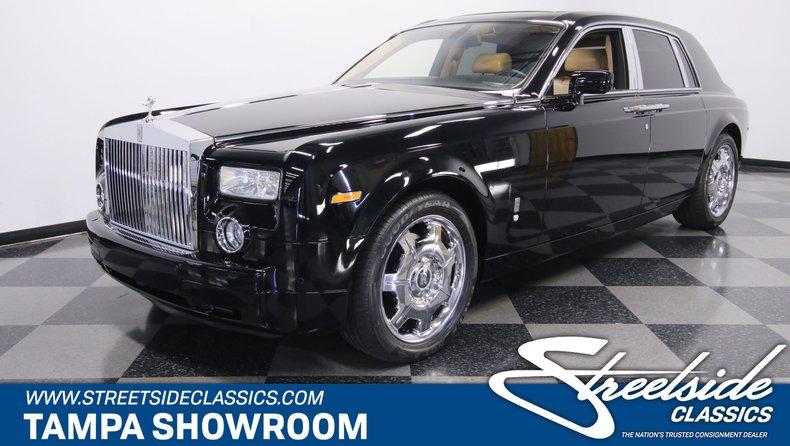 For Sale: 2005 Rolls-Royce Phantom