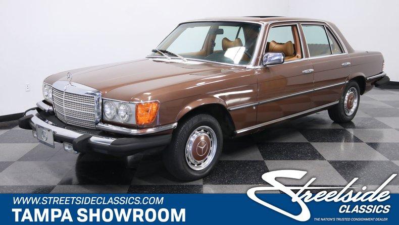 For Sale: 1977 Mercedes-Benz 280SE