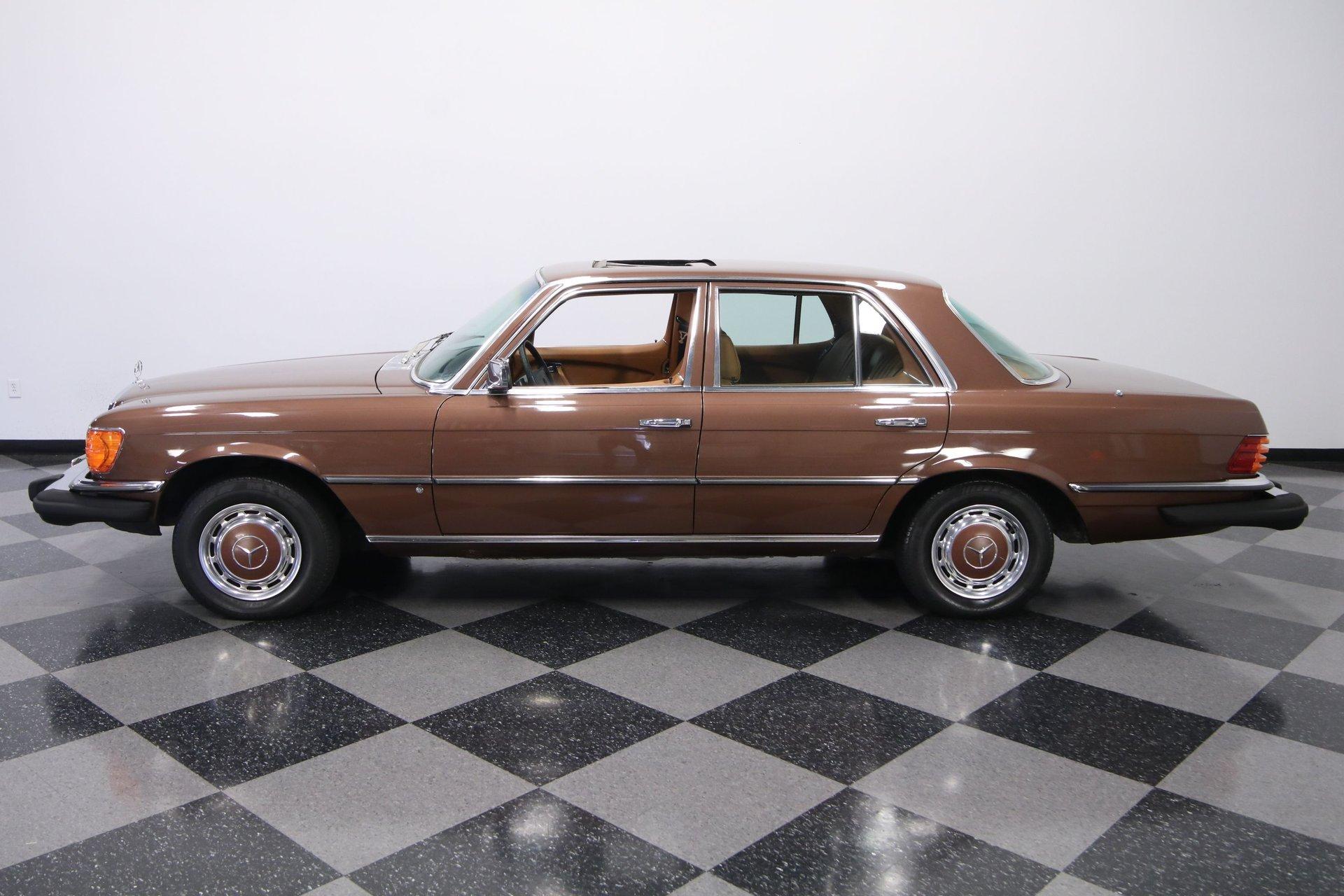 1977 mercedes benz 280se