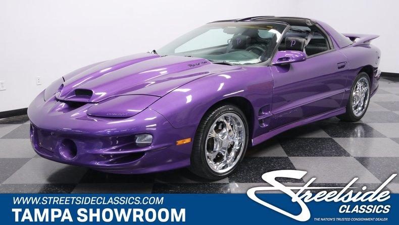 For Sale: 1999 Pontiac Firebird