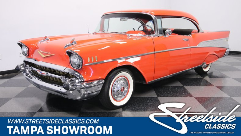 1957 Chevrolet Bel Air 1