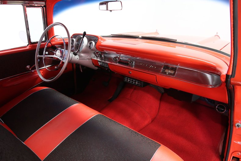 1957 Chevrolet Bel Air 54