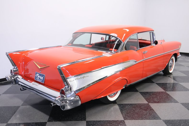 1957 Chevrolet Bel Air 28