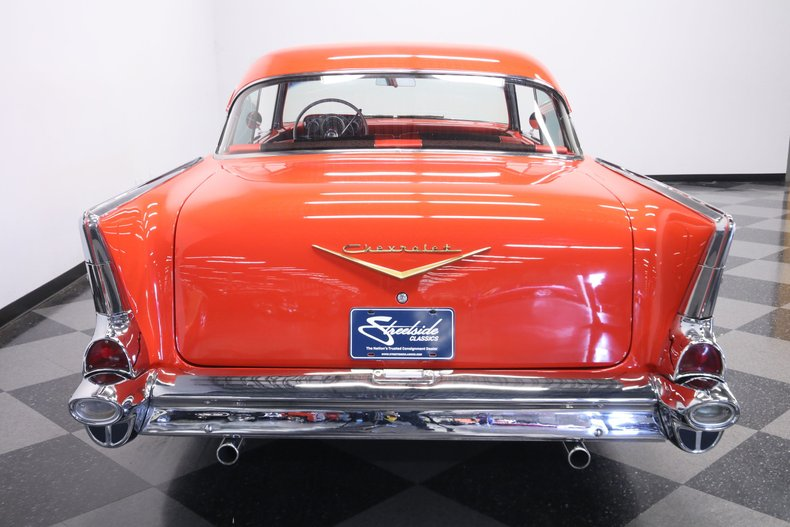 1957 Chevrolet Bel Air 11