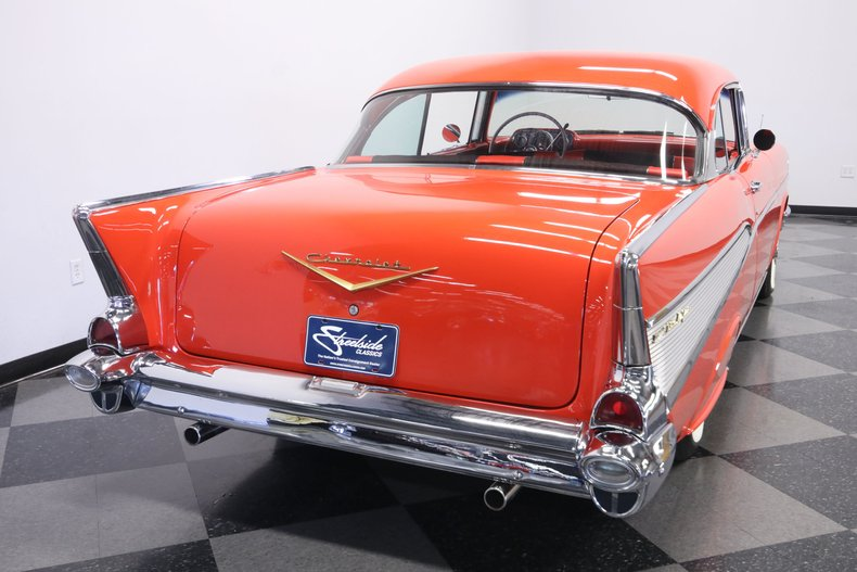 1957 Chevrolet Bel Air 12