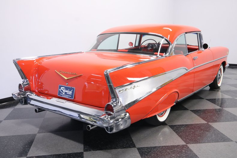 1957 Chevrolet Bel Air 13