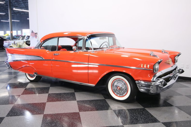 1957 Chevrolet Bel Air 16