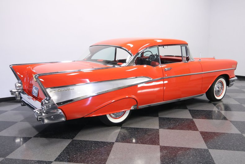 1957 Chevrolet Bel Air 14